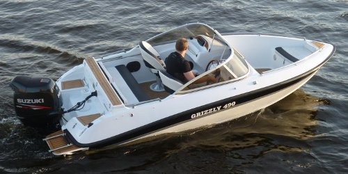 Grizzly 490 DC