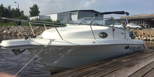 Wellcraft 230 Coastal, Yamaha F225