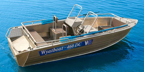 Wyatboat-460 DC