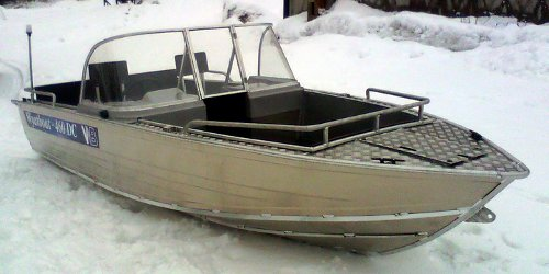 Wyatboat-460 DCM