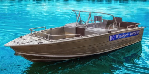 Wyatboat-460 TDCM