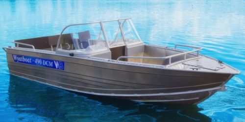 Wyatboat-490 DCM